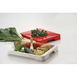 Hardik Cut And Wash Vegetables Fruits Cutting Board