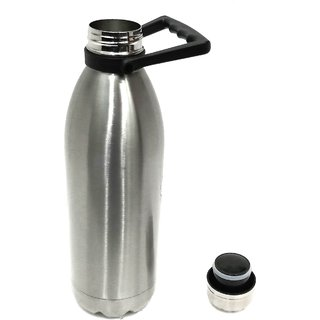 Graminheet Stainless Steel Hot  Cold Bottle 1500ml with Mat Finish