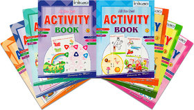 Activity Books set of 8 from Inikao