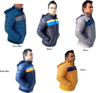 Mens Jackets For Winter (Hoody Jacket)