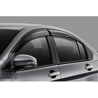 Buy Sitwell Car Rain Guard Door Visor for Honda BRV Online - Get 20% Off feb7a391627