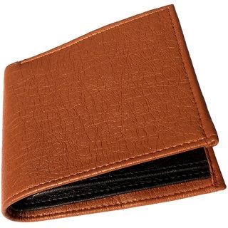 6d2c70954f1b Buy Men Tan Artificial Leather Wallet Online - Get 67% Off