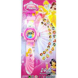 Princess Digital Projector Watch