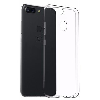 Oneplus 5T Transparent Back Cover Super Quality