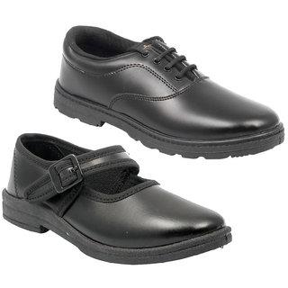Ddass BLK Boy Girl shoes