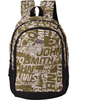 F Gear Castle Printed Army 27 Liters Backpack