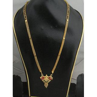GMC 22K gold plated Mangalsutra