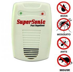 New Super Ultra Sonic Insects and pest control machine (pack of 1)