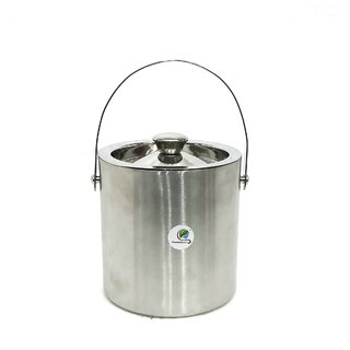 GRAMINHEET Steel Ice Bucket 1000 ml