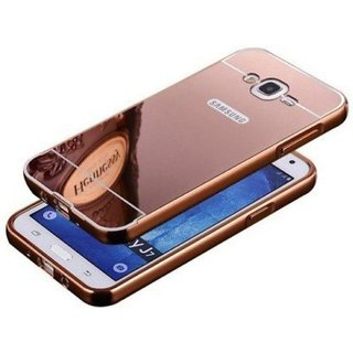 best service ffc32 71a7d Samsung Galaxy J2 Pro Cover by Lamayra - Rose Gold
