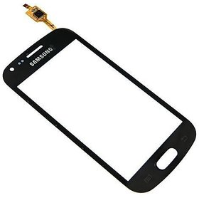 Touch Screen Digitizer PDA For  Samsung Galaxy DUOS S75
