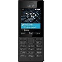 Nokia 150 Dual Sim Mobile Phone - Black