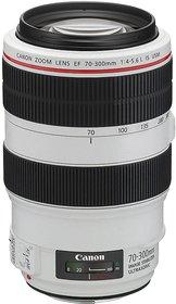 Canon EF 70 - 300 mm f/4-5.6L IS USM Lens