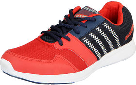 Action Men's Red Navy Sports Running/Gym Shoes