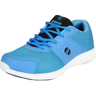 Action Men's Aqua Blue Sports Running/Gym Shoes