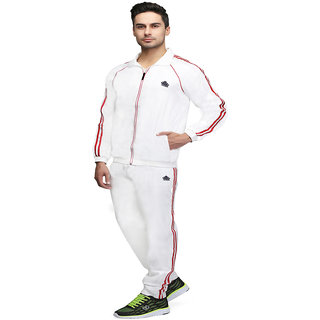Abloom White Red Tracksuit
