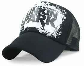 FRIENDSKART Linkin park half net cap