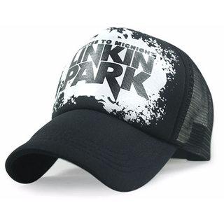 Buy FRIENDSKART Linkin park half net cap Online - Get 71% Off 53934d3b2d4c