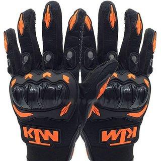 KTM - Cycling Riding Gloves (L Black)
