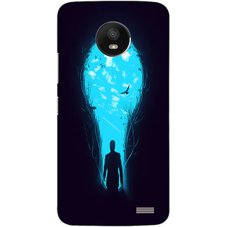 Printgasm Motorola Moto E4 printed back hard cover/case,  Matte finish, premium 3D printed, designer case