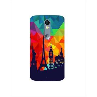 Printgasm Motorola Moto X Style printed back hard cover/case,  Matte finish, premium 3D printed, designer case