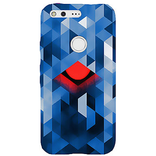 Printgasm Google Pixel printed back hard cover/case,  Matte finish, premium 3D printed, designer case