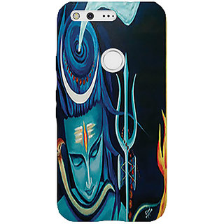 Printgasm Google Pixel printed back hard cover/case,  Matte finish, premium 3D printed, designer case