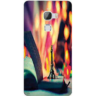 Printgasm LeEco Le Max printed back hard cover/case,  Matte finish, premium 3D printed, designer case