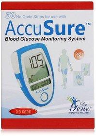 Dr. Gene AccuSure (50 Test Strips)