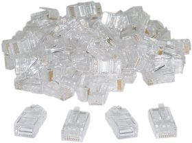 ADNET RJ45 Connectors (Pack of 50)