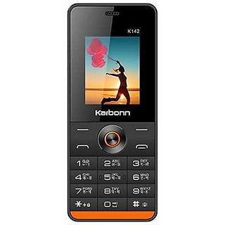 Karbonn K142 (Dual Sim 1.8 Inch Display 800 Mah Battery)