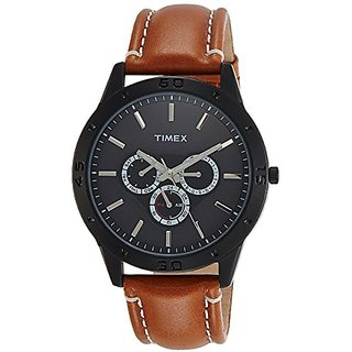 Timex Analog Black Dial Mens Watch-TW000U913