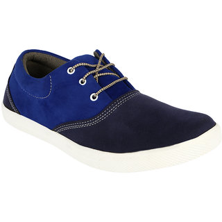 Quarks Dual Color Casual Derby Shoes
