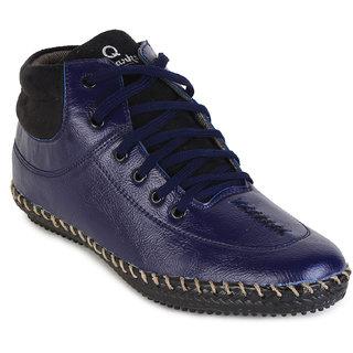 Quarks Ankle Length Shoes