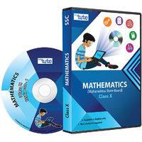 Letstute Math For Class X -Part 1 (SSC) (DVD)