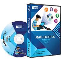Letstute Algebra For Class X (CBSE) (DVD)