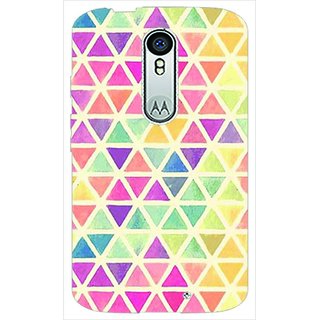 Printgasm Motorola Moto X Force  printed back hard cover/case,  Matte finish, premium 3D printed, designer case