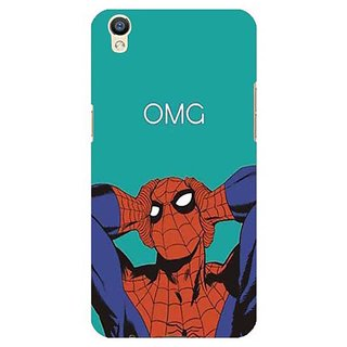 Printgasm Oppo F1 Plus printed back hard cover/case,  Matte finish, premium 3D printed, designer case
