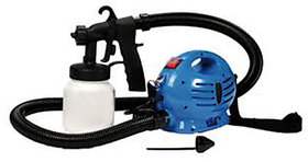 Paint Zoom Electric Portable Spray Painting Machine/Sprayer Gun Tool - Premium