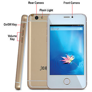 JeoTex 4 SIM TV Mobile with 6 Months Seller Warranty