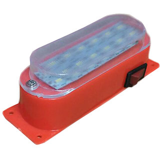 DDH Reddo LED emergency Plastic body-12 led