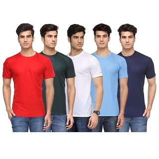 21f7ddc4097 Rico Sordi set of 5 round polyester t-shirt (Set of 5 round polyster(1)