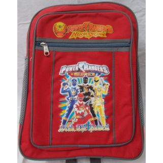 Power Ranger Ninja School Bag