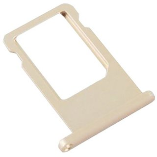 SIM Tray Sim Card Holder Sim Tray For Iphone 7 plus Iphone 7+ Iphone 7 Plus Golden Color