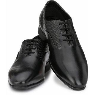 0fa0dfa92967d2 Buy Alberto Torresi Almada BLACK Formal Shoes Online @ ₹2097 from ...