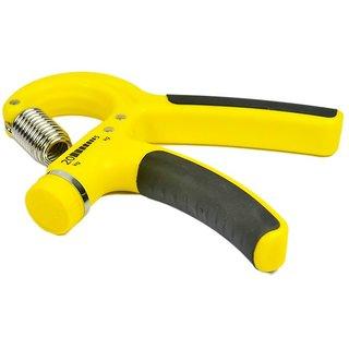 Kobo Imported Adjustable Hand Grip (Yellow)