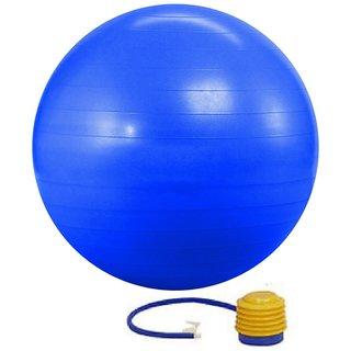 Kobo Plastic Gym Ball 55cm (Blue)