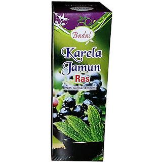 Badal Karela Jamun Ras 1000ml