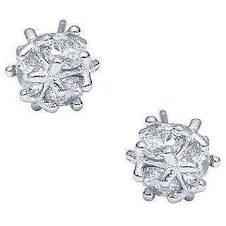 CS Jewellers Pugnacity Silver Earring