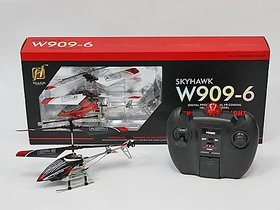 SkyHawk 2 Channel RC Helicopter Toys